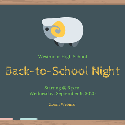 Back-To-School Night - Meet the Staff