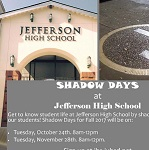 Curious about attending Jefferson?
