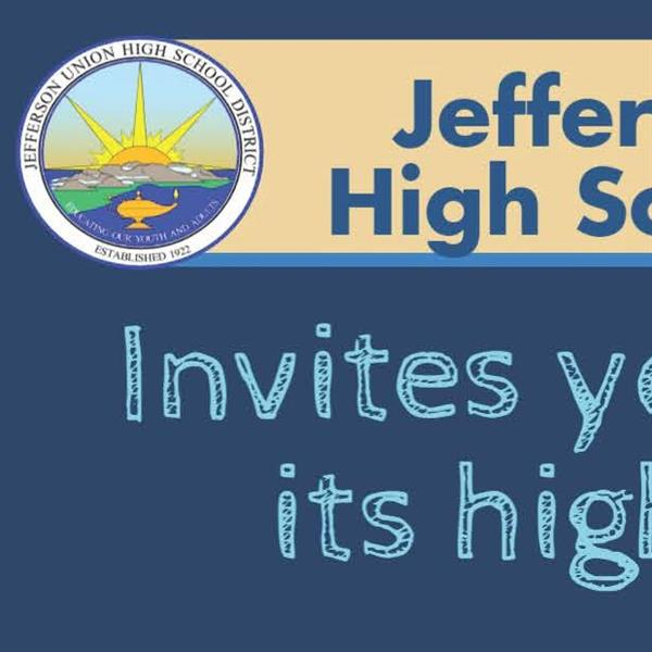8th Grade Information Night - November 15 @ 7 PM