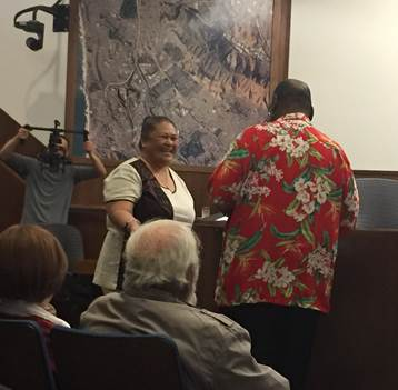 Ms Maefue Recognized by Daly City Council