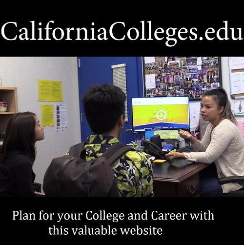 JHS has partnered with CaliforniaColleges.edu