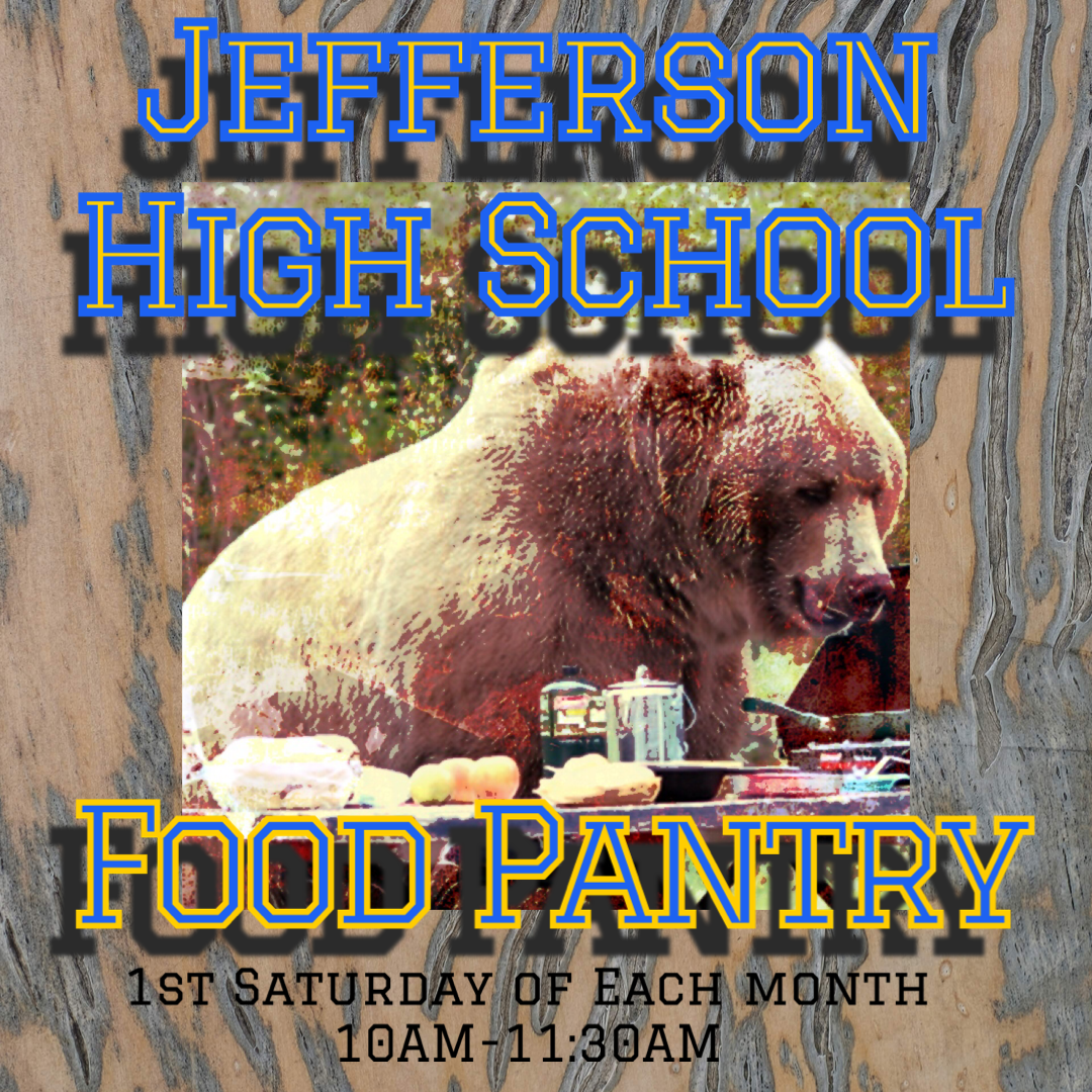 Food Pantry at Jefferson
