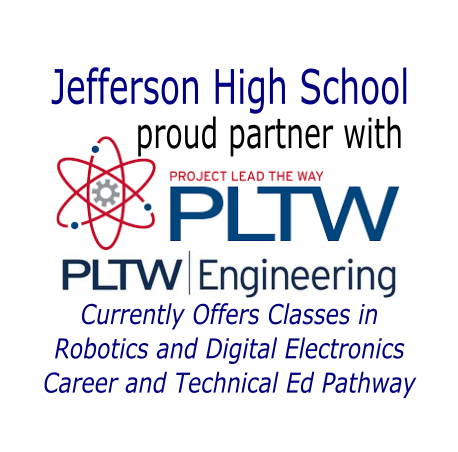 JHS is now a PLTW School