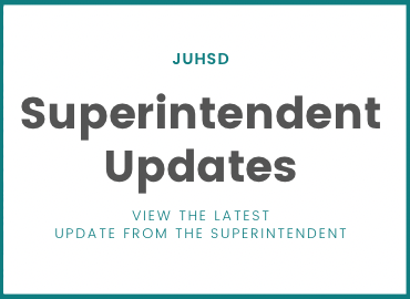 Weekly Superintendent Updates