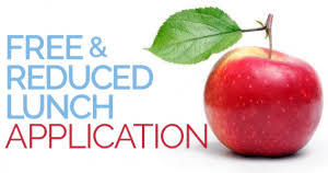 Free Reduced Lunch Application