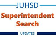 New Superintendent Search Updates